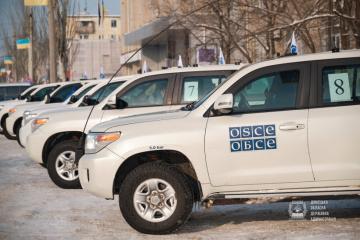 ОБСЄ за добу нарахувала 30 порушень «тиші» на Донбасі