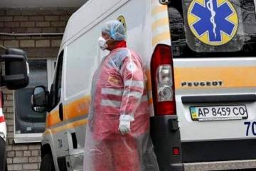 Na Ukrainie zarejestrowano 5583 nowych przypadków COVID-19