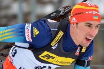 Pryma gana el oro en la persecución del Campeonato Europeo de Biatlón