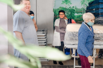 Odesa hospitals receive medical humanitarian aid from US within Support Hospitals in Ukraine project