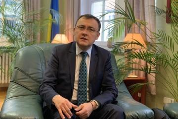Arrancan en Berlín las consultas políticas entre Ucrania y Alemania a nivel de Ministerios de Exteriores