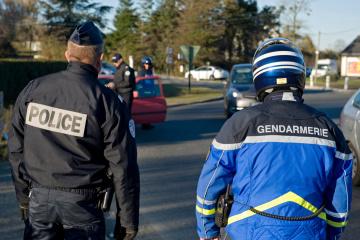 Un routier ukrainien interpellé en Maine-et-Loire pour la conduite en état d'ivresse