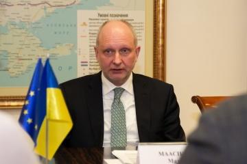 Maasikas: Ukraine needs to de-oligarchize electricity market
