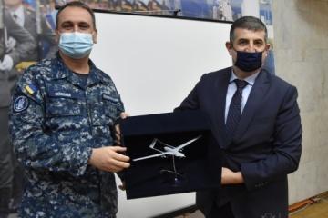 W tym roku ukraińska marynarka wojenna otrzyma tureckie drony Bayraktar TB2