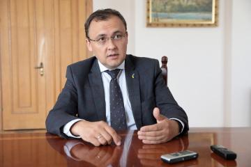 Deputy foreign minister presents Crimean platform to British political circles