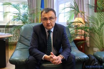 Wasilij Bodnar, wiceminister spraw zagranicznych