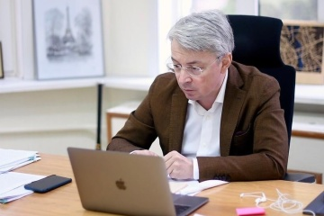 Ткаченко: Мета «Великої реставрації» – вдихнути нове життя у культурну спадщину