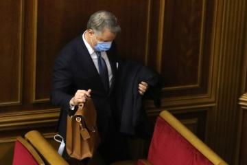 Ernennung von Juri Witrenko zum Energieminister im Parlament gescheitert