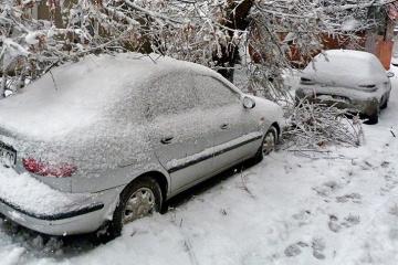 Schneewetter terrorisiert weiter die Ukraine: 358 Ortschaften ohne Strom