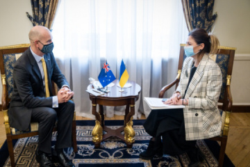 El Embajador de Australia aplaude la intención de Ucrania de crear la Plataforma de Crimea