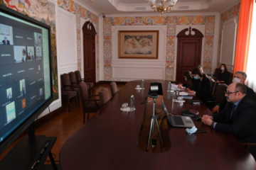 Ukrainian exporters to benefit from establishing joint ventures with Egypt