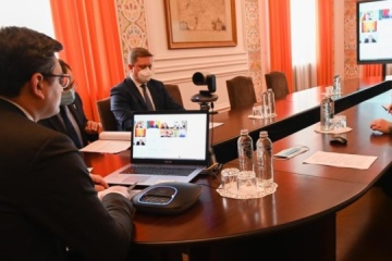 Foreign ministers of Ukraine, Poland and Lithuania agree to strengthen Lublin Triangle role in Central Europe