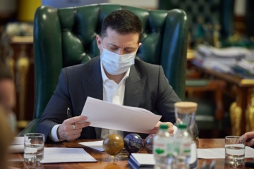 Zelensky signs law on reducing VAT on imports of certain agricultural products