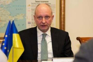 EU ambassador: Financial aid to Ukraine depends on medical procurement reform