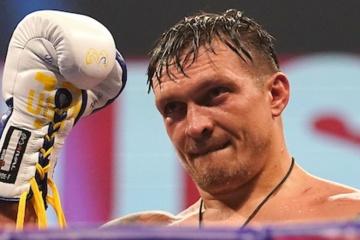Boxen: WBO gibt 15 Tage Zeit, um Kampf Usyk - Joyce zu organisieren