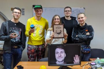 Une équipe ukrainienne remporte le prix du hackathon NASA Space Apps Challenge