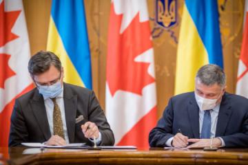 Ukraina i Kanada stworzą grupę roboczą ds. dialogu na temat mobilności