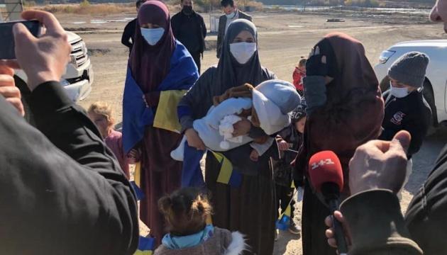 Эвакуированным из Сирии украинцам помогут адаптироваться - МИД
