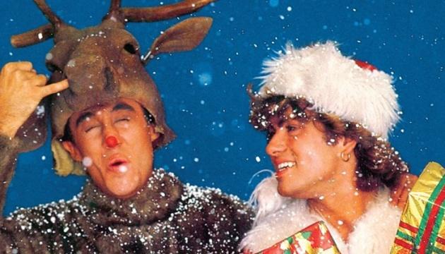 Пісня Last Christmas вперше очолила британський чарт