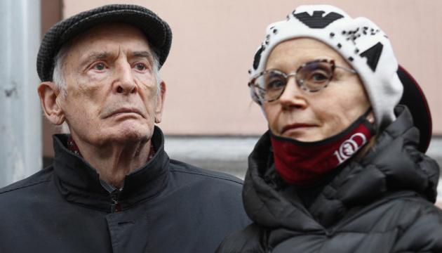 Актор Василь Лановий і його дружина Ірина Купченко заразилися коронавірусом
