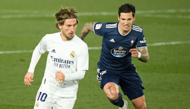 Ла Ліга: «Реал» обіграв «Сельту» і став лідером
