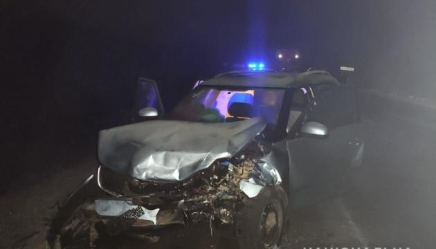 У ДТП на Київщині постраждали п'ятеро людей
