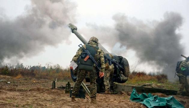 Cinco violaciones del alto el fuego, un soldado ucraniano muerto