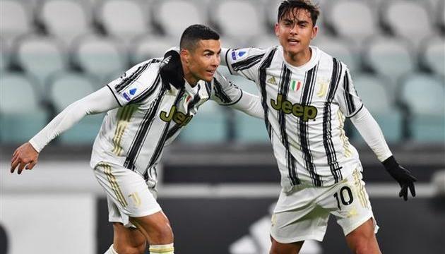 Дубль Роналду допоміг «Ювентусу» розгромити «Удінезе» в чемпіонаті Італії з футболу