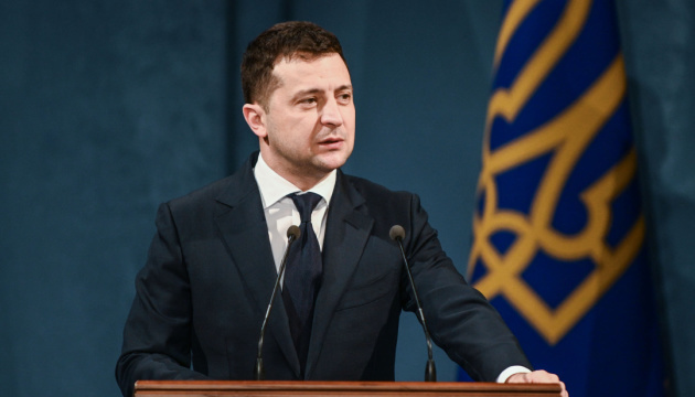 Zelensky condemns violence against US Congress