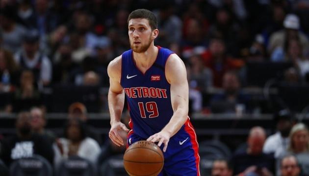 Михайлюк прокоментував свою гру у матчі НБА «Детройт» - «Бостон»