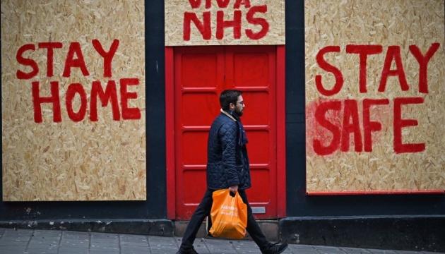 Шотландія посилює карантин через новий штам коронавірусу