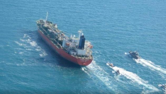 Іран захопив танкер під корейським прапором в Ормузькій протоці