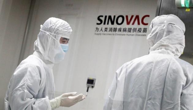 «Медзакупівлі» ще не отримали необхідні документи для поставки китайської COVID-вакцини