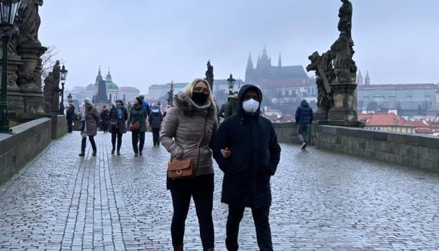 На COVID-19 перехворів кожний десятий житель Чехії