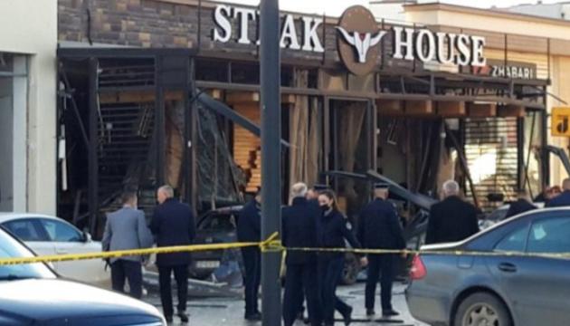 Через вибух у сербському кафе постраждали понад 40 осіб