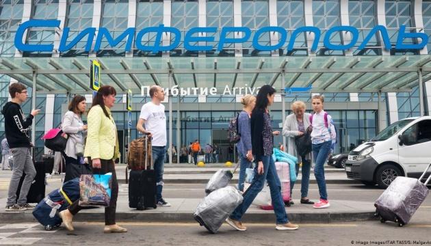 За время оккупации в Крым переселили 200 тысяч россиян - правозащитники