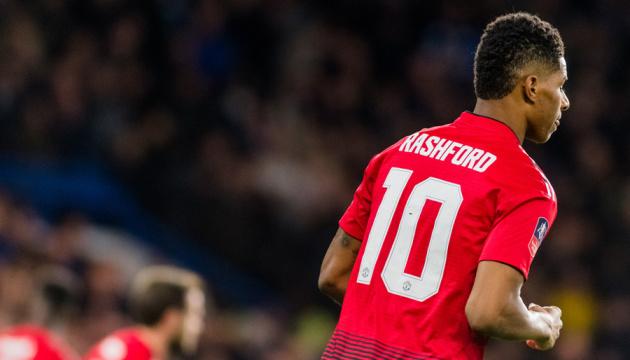 Рашфорд - найдорожчий футболіст ТОП-5 ліг Європи за версією CIES