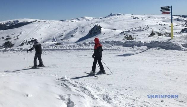 На лижах із турецьких гір