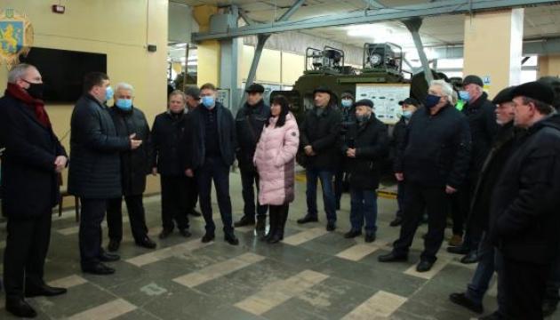 Укроборонпром погасив борг перед працівниками львівського заводу