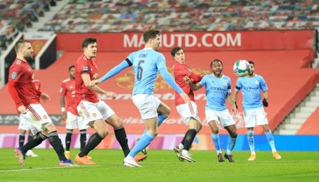 Зінченко допоміг «Ман Сіті» вийти у фінал Кубка англійської ліги