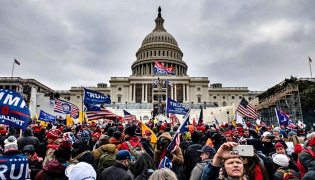 Zelensky a condamné les émeutes à Washington