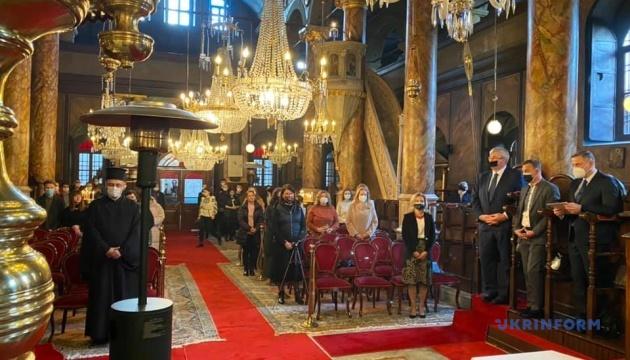 У Стамбулі провели різдвяну літургію українською та відзначили отримання Томосу
