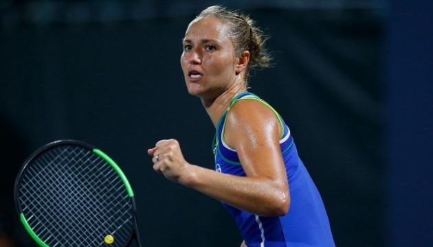 Бондаренко програла Жабер і залишила турнір в Абу-Дабі