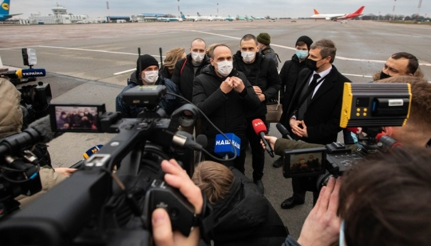 В Украину вернулись моряки, которых больше четырех лет удерживали в Ливии