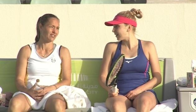 Бондаренко і Кіченок поступилися чешкам на турнірі WTA в ОАЕ