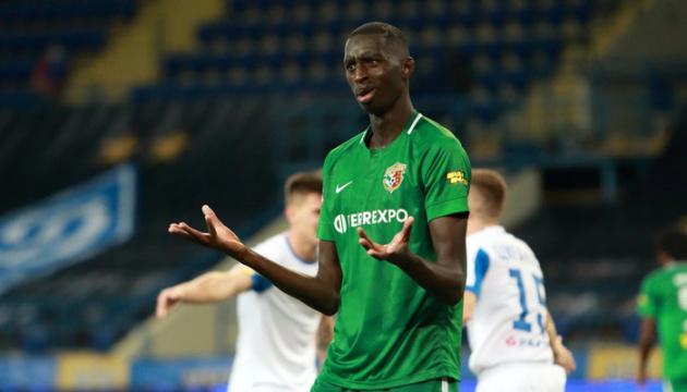 «Ворскла» хоче продовжити контракт із захисником Ндіайє
