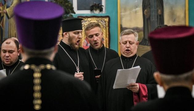 У Запоріжжі різдвяні колядки пролунали у соборі