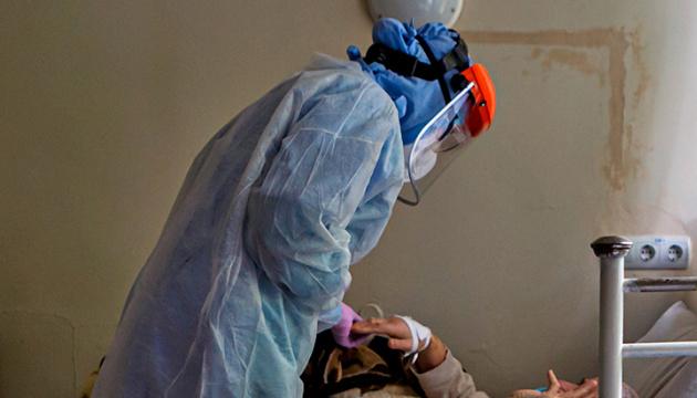 Coronavirus : 4 846 nouveaux infectés en Ukraine