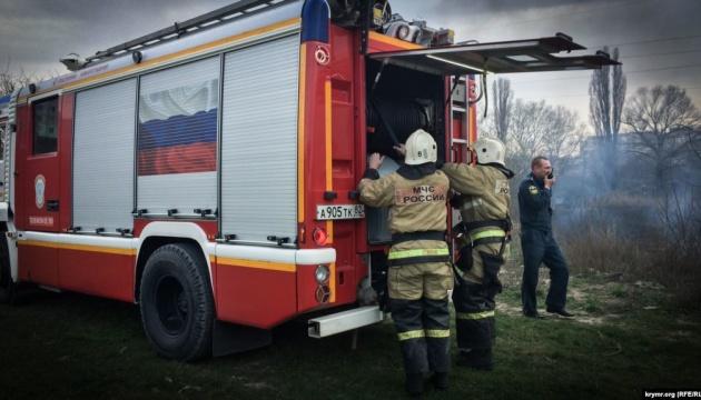 У Криму стався вибух у приватному будинку, є постраждалі
