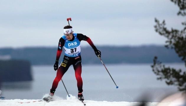 Норвежці зайняли увесь п'єдестал у персьюті Кубка світу з біатлону